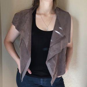 BCBGMaxAzria vest